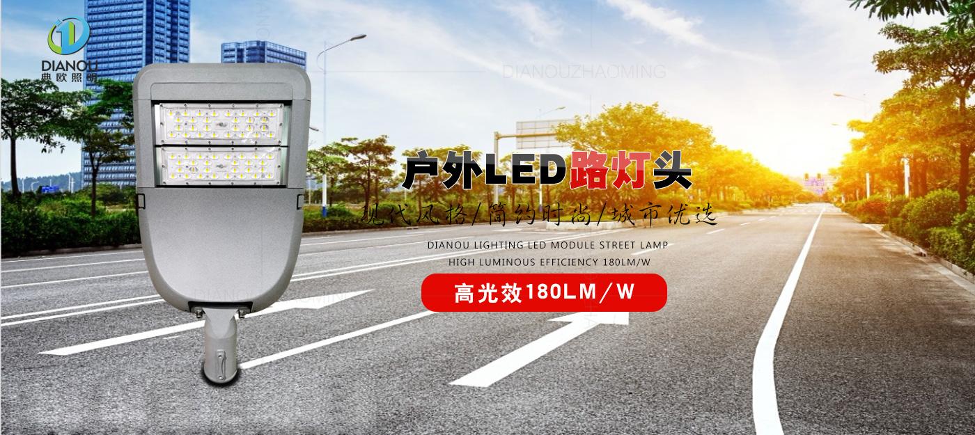 LED模组路灯(高光效180LM/W)